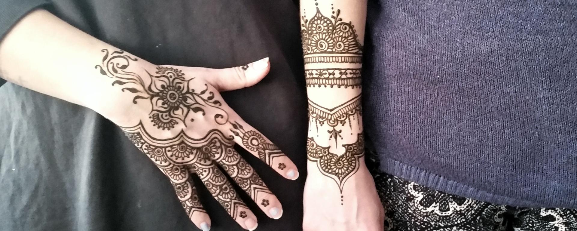Local Love For Henna Body Art Jess Jana
